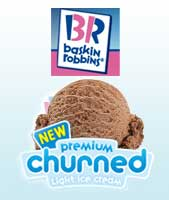 BaskinRobins Icecream Parlour